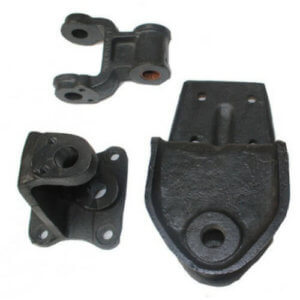 Shackle Bracket Assembly