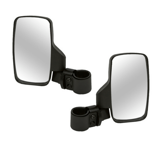 dual side mirrors